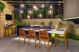 Stone dining room 1