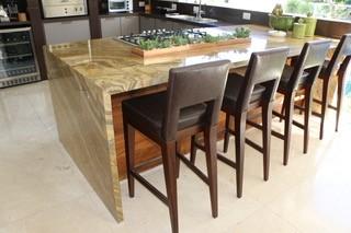 Stone kitchen 11