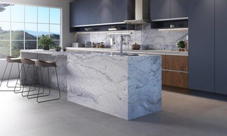 Stone kitchen 7