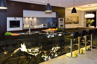 Stone kitchen 9