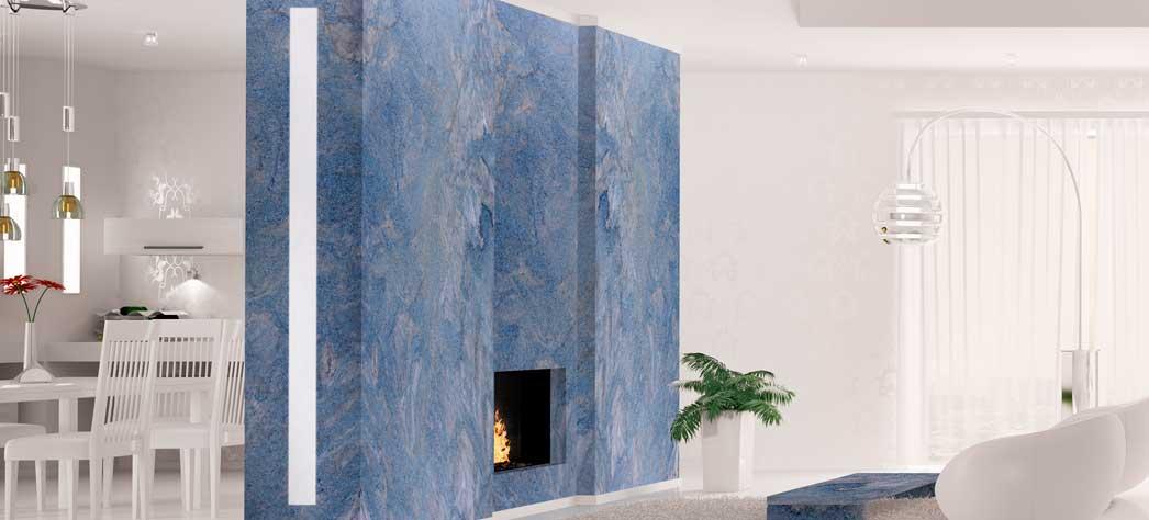 Cote-D'Azur Fireplace